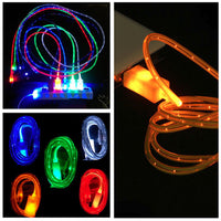 Luminous LED Cable Charger