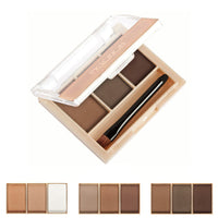 Xena 3-coloured Eyebrow Powder
