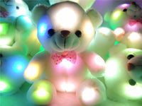 GlowyTeddy - LED Teddy Bear