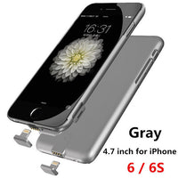 Ultra Thin iPhone Battery Case