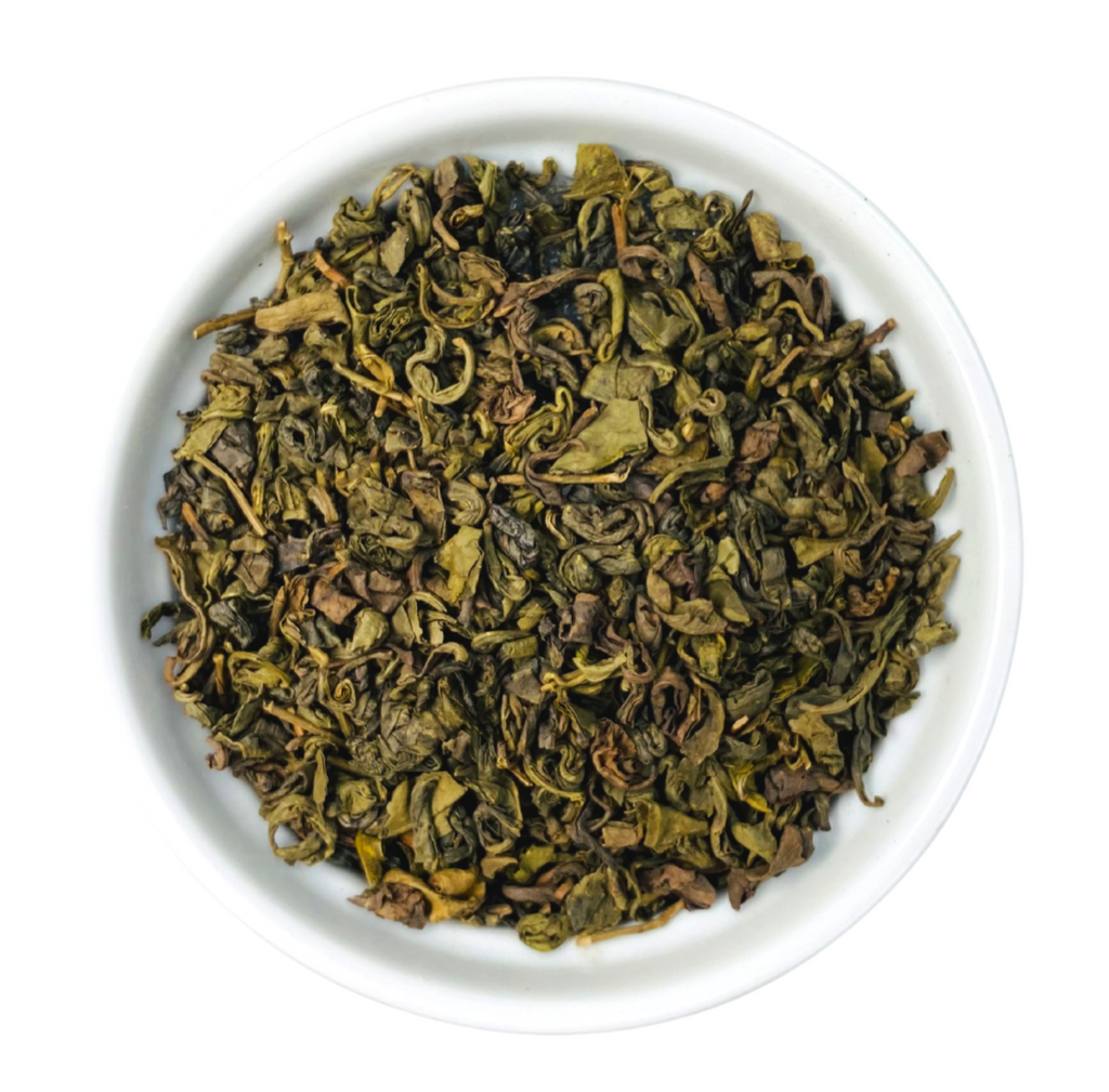IMPERIAL GUNDPOWDER GREEN TEA - Prime Cuppa - The Tea Shop