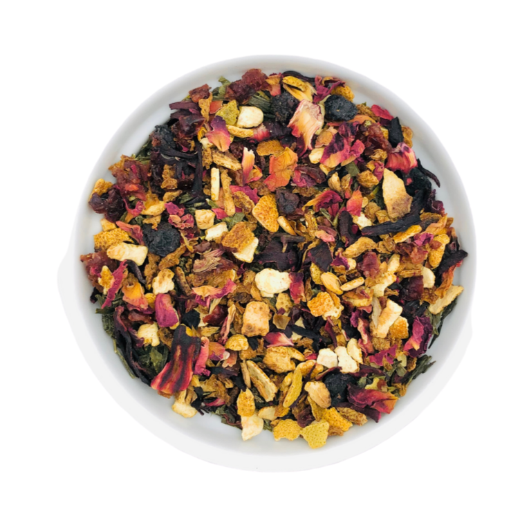 PAULA BERRY HERBAL TEA