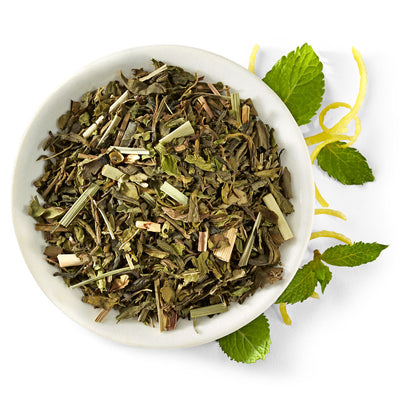 JADE CITRUS MINT GREEN TEA - Prime Cuppa - The Tea Shop