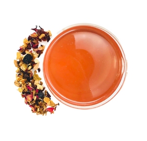 PAULA BERRY HERBAL TEA - Prime Cuppa - The Tea Shop