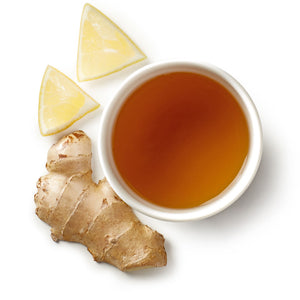 LEMON GINGER HERBAL TEA - Prime Cuppa - The Tea Shop