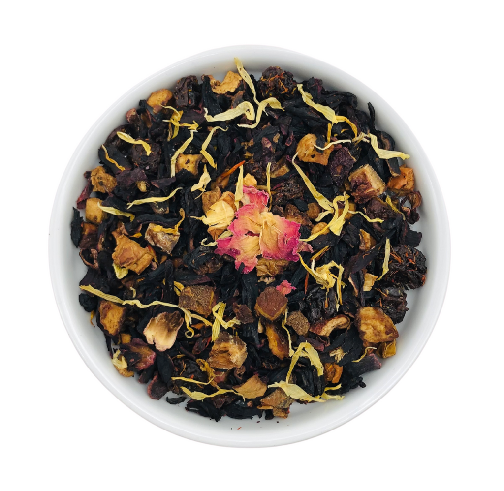 PEACH MELBA TEA - Prime Cuppa - The Tea Shop