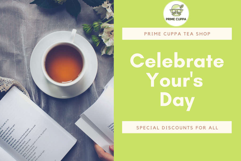 CUPPA TEA GIFT CARD - Prime Cuppa - The Tea Shop