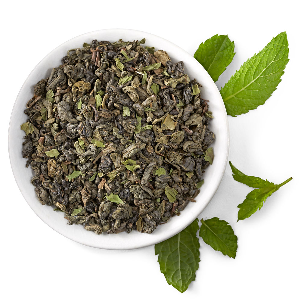 MOROCCAN MINT GREEN TEA - Prime Cuppa - The Tea Shop