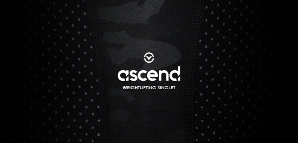 ASCEND WEIGHTLIFTING SINGLET