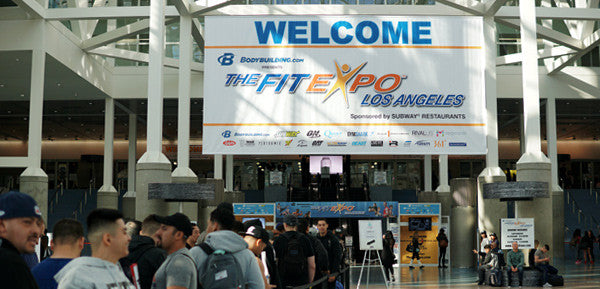 2017 Los Angeles FitExpo