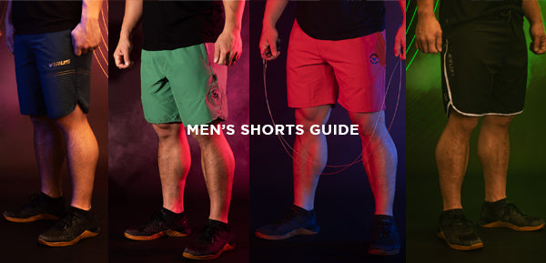 Men's Shorts Guide