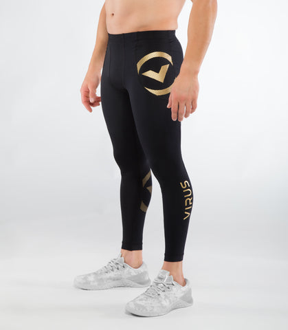 Co19 | Stay Cool Grappling Compression Spats