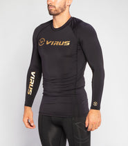 Sio2 | Stay Warm Long Sleeve Compression