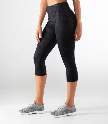 ECo53.5 | Lux with Mesh Stay Cool 7/8 Length Pant
