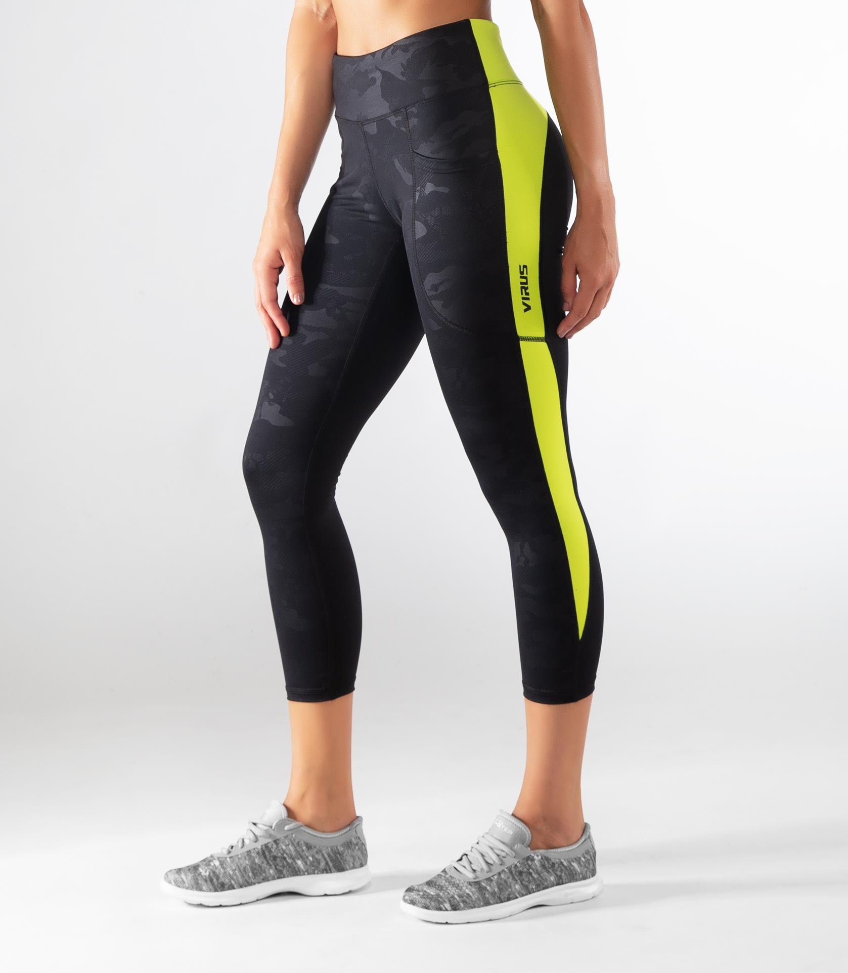f21419db06 ECo53 | Lux Stay Cool 7/8 Length Pant – VIRUS Performance
