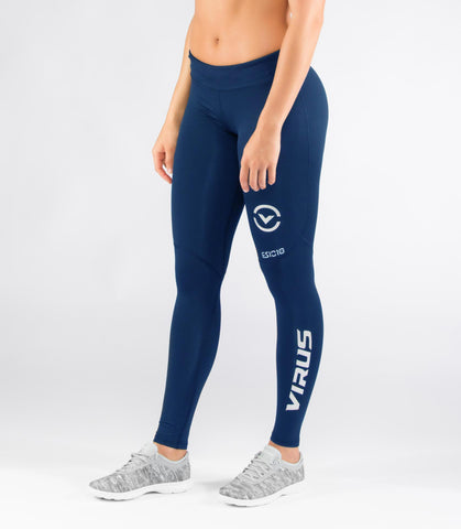 EAu8 | Bioceramic™ Compression Crop Pant