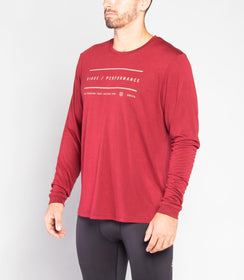 PC126 | Fine Line Long Sleeve Premium Tee