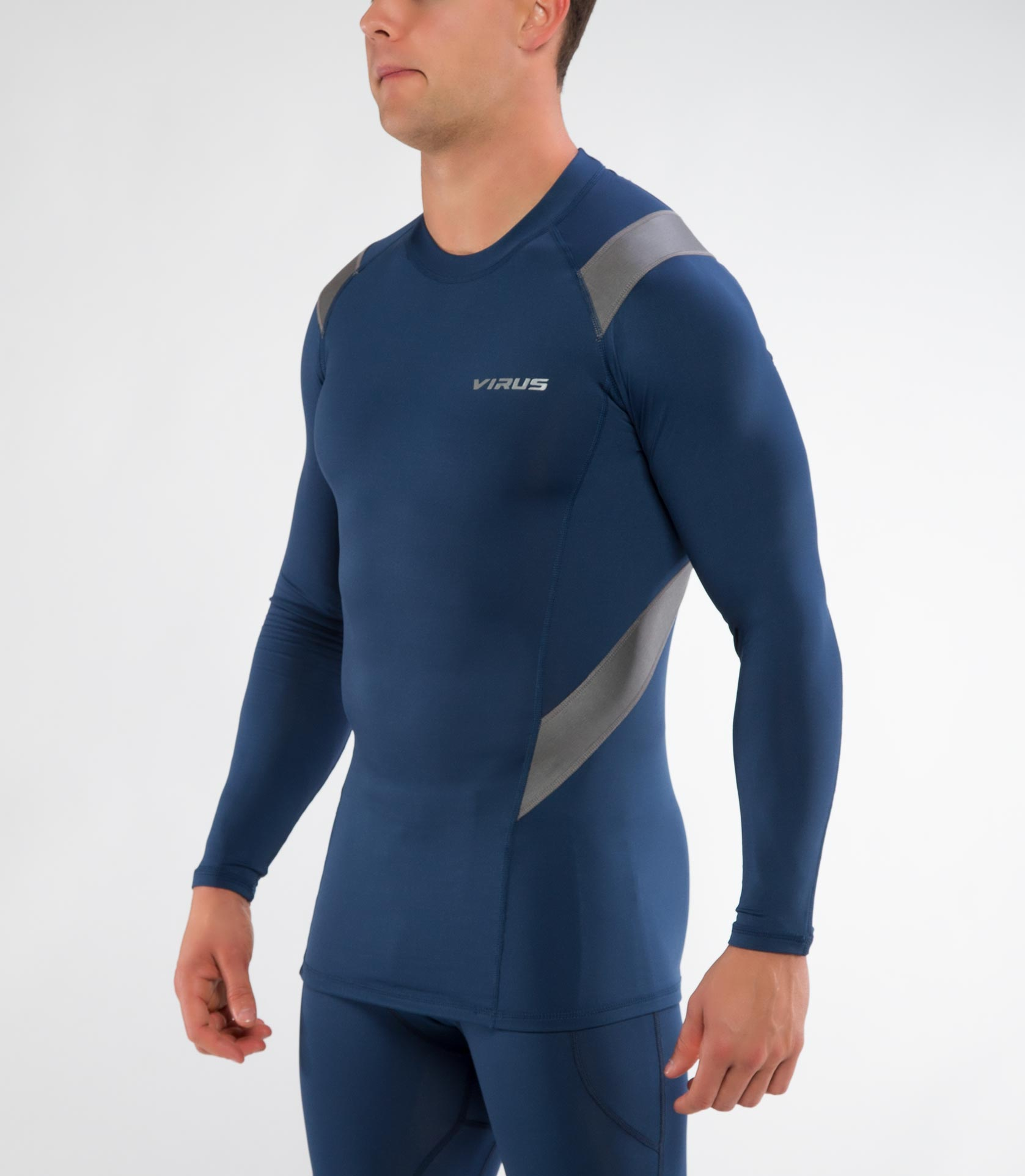 f9e136bc7 Sio15X | Stay Warm Long Sleeve Compression X-Form – VIRUS Performance