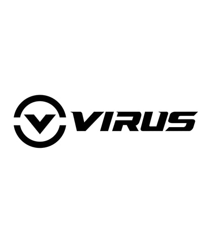 VIRUS Official Decal  (10 in.)