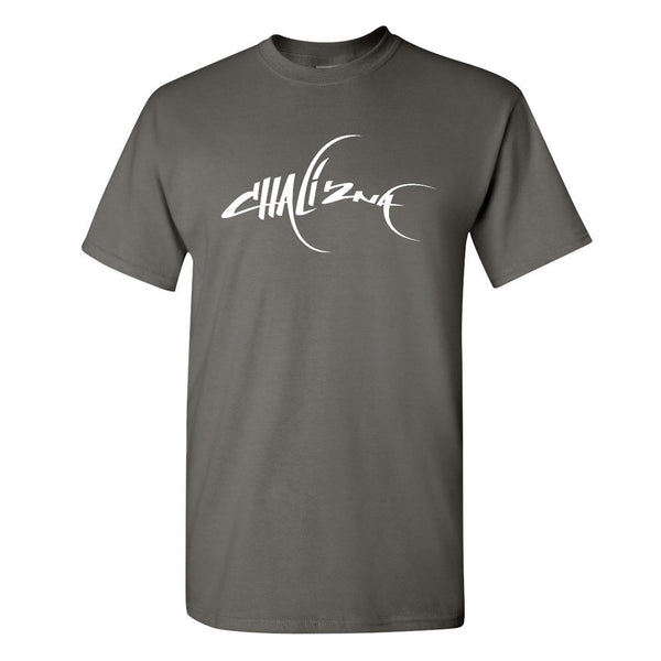 Chali 2na - Men's Logo Tee - Grey