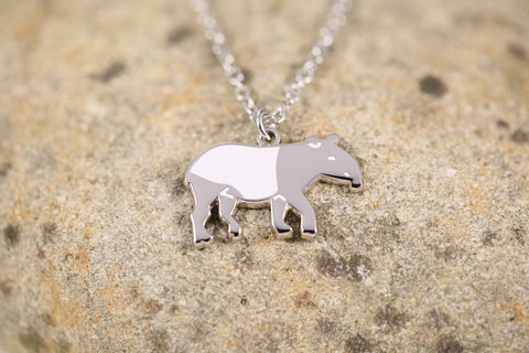 Tina Tapir Necklace