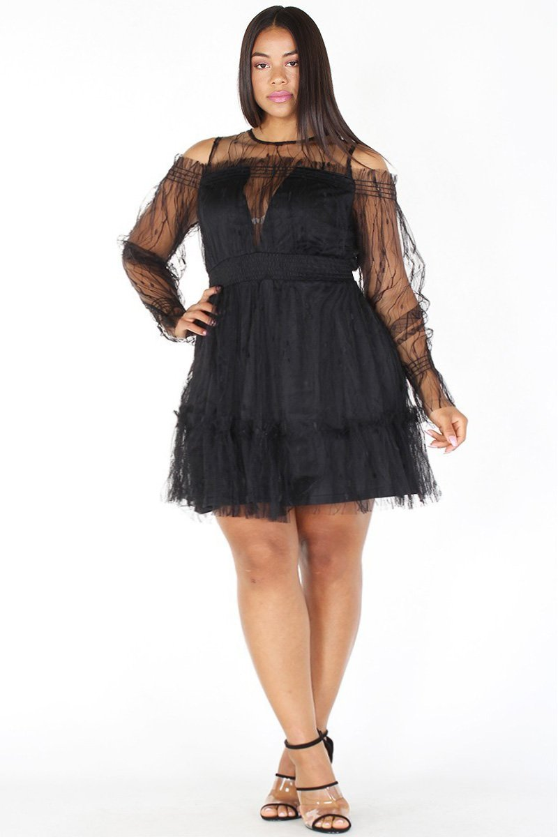 SLAYBOO - Plus Size Nightclub Dresses, Plus Size Party ...