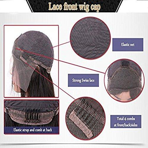 Lace Front Wig Body Wave Natural Looking Glueless