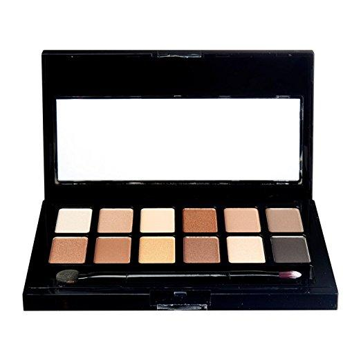 The Nudes Eye Shadow Palette, 0.34 oz.