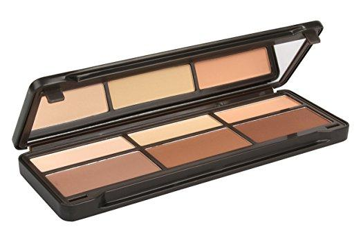Contouring Powder Palette Tin Collection with Mirror