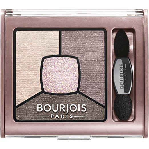 Smoky Stories Quad Eyeshadow Palette, # 02 Over Rose, 0.11 Ounce