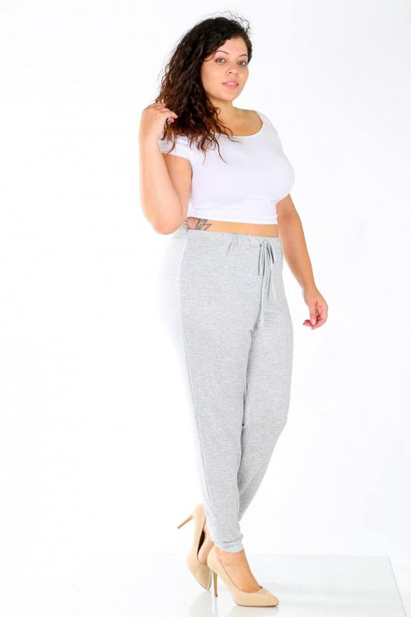 Plus Size Squad Goals Comfortable Jogger Pants