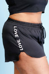 Plus Size Love Active Shorts