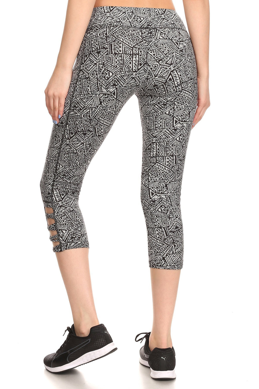 Super Soft Aztec Tribal Print Leggings