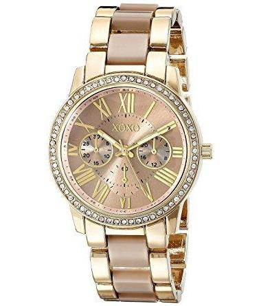 Women's Yellow- And Rose Gold-Tone Watch