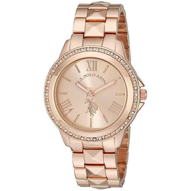 Women's USC40078 Rose Gold-Tone Bracelet Watch