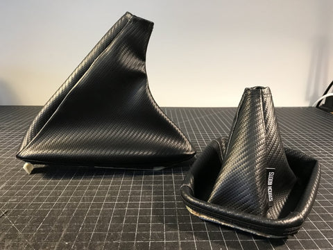 Carbon Fiber Ebrake Boot