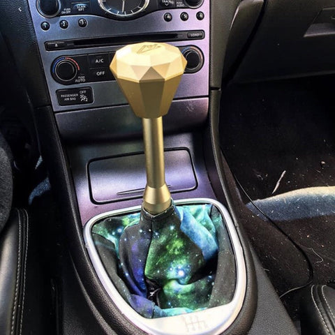 Green Galaxy Shift Boot