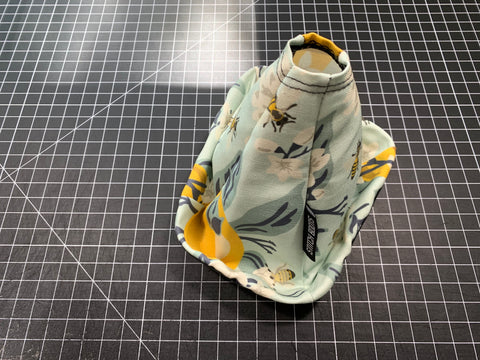 Bee's and Lemonade Canvas Shift Boot