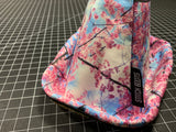 Cherry Blossom Shift Boot