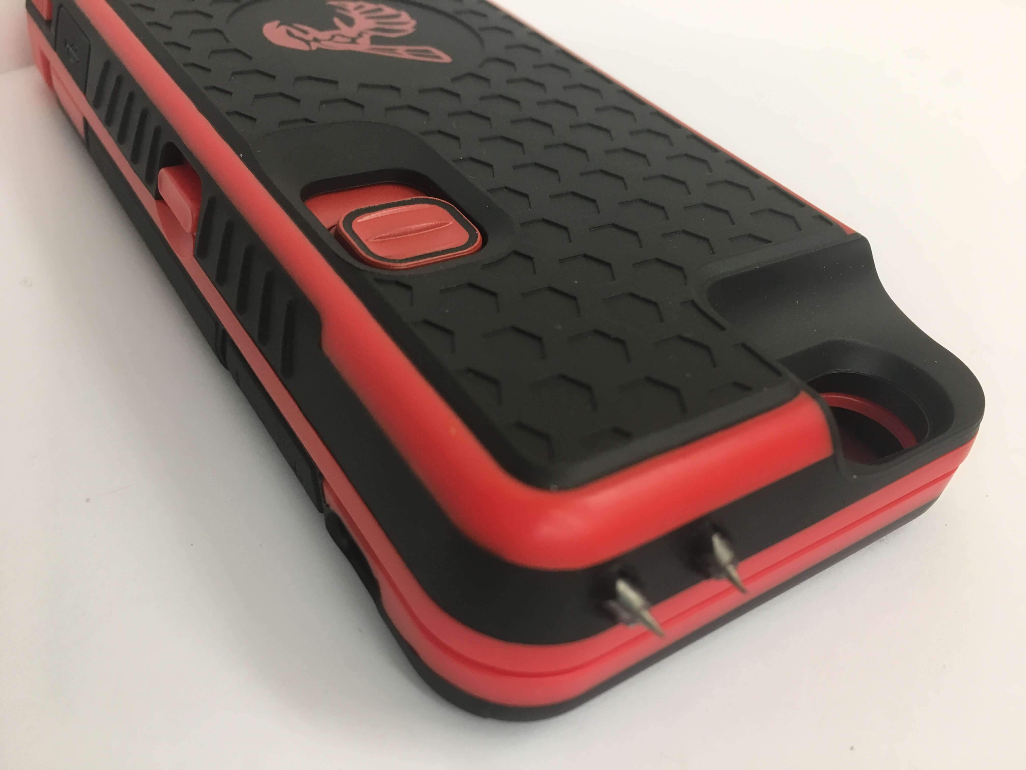 Yellow Jacket for iPhone 6/6s - RED - 6/6S