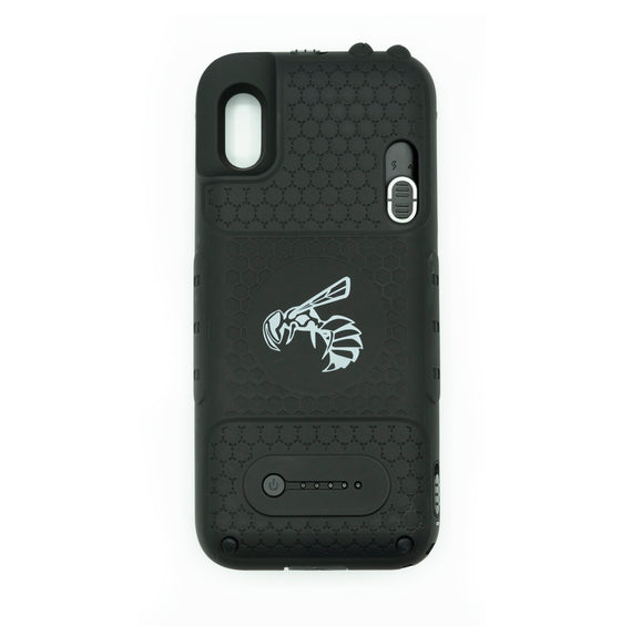 SOLD OUT - Yellow Jacket for iPhone X/XS - Midnight Black