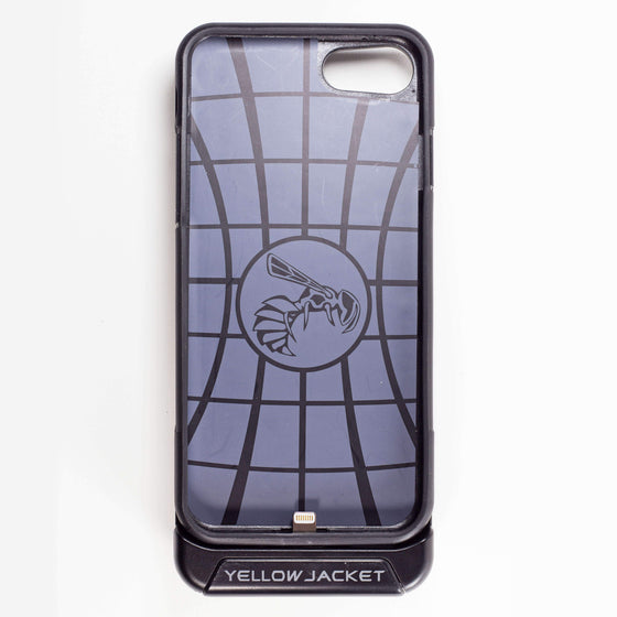 Yellow Jacket for iPhone 7 & 8 - BLACK
