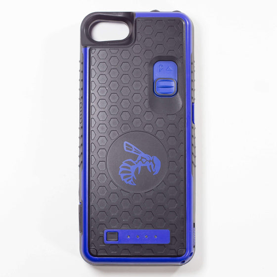 Yellow Jacket for iPhone SE - COBALT