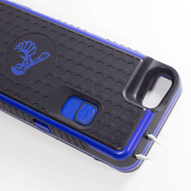 Yellow Jacket for iPhone 7 & 8 - Cobalt