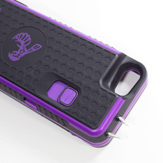 Yellow Jacket for iPhone 7 & 8 - PURPLE