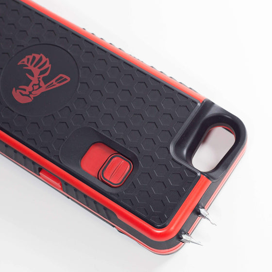 Yellow Jacket for iPhone 7 & 8 - RED