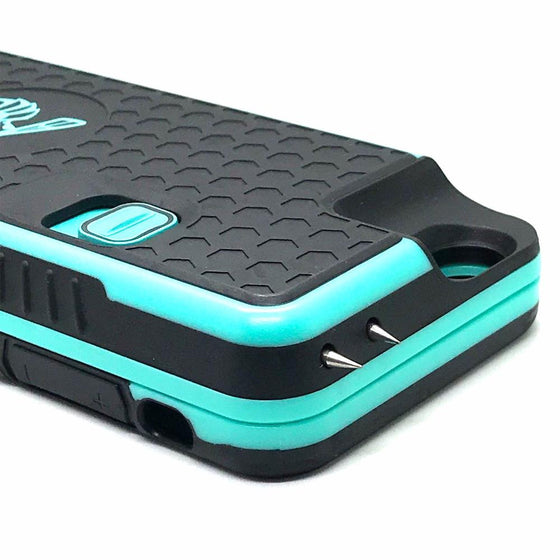 Yellow Jacket Stun Gun iPhone Case
