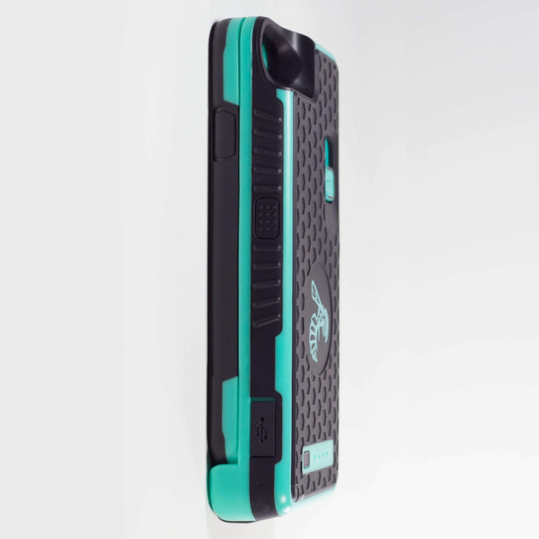 buy online 31984 b1e3b Yellow Jacket for iPhone 7 & 8 - TEAL
