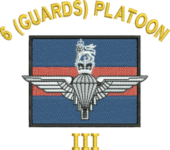 Guards PARA - 6 (Guards) Platoon Clothing Collection