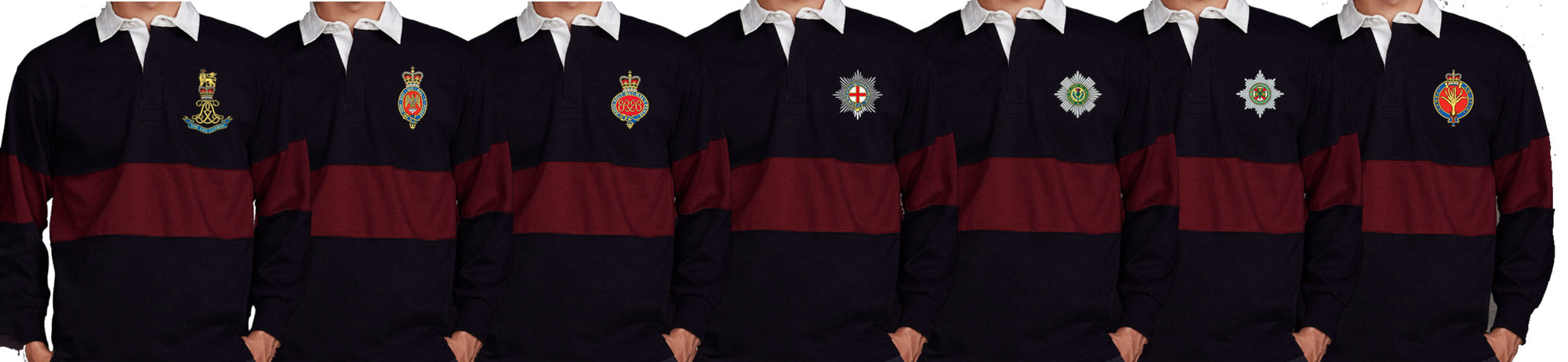 Guards Rugby Shirts